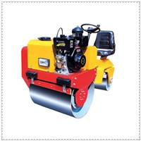 Double Drum Vibratory Road Roller