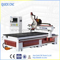 CNC Router for Making Wood Porous K1