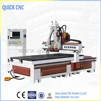 CNC Router for Making Wood Porous K2