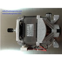front load washing machine motor