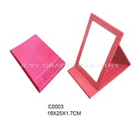 foldable makeup mirror(C0003)