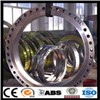 carbon steel flange with with CE , GOST ,ISO Certificate