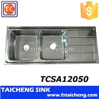 Kitchen Double Bowl Sink Dimensions In Shunde