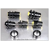 drive roller plastic end cap bearing housing,drive roller plastic end cover