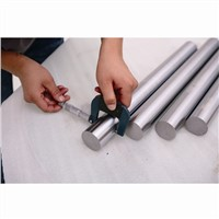 manufacturer ck45 chrome plated piston bars