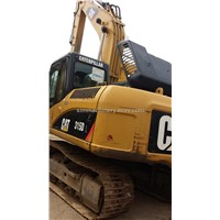 used excavator CAT 315C  Original Japan excavator in shanghai bets price with high quality