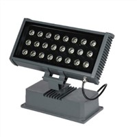24W LED Wall washer, LED Floodlight RGB color changing