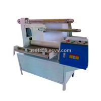 High quality car license plate film laminator machine