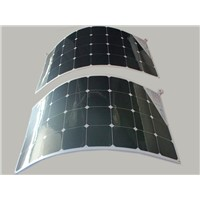 100W Flexible Solar Panel/Flexible Thin Film Solar Panel/12v Semi Flexible Solar Panel