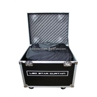 LED Star Curtain Flight Case (BS-3106)