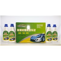 TOUCH-FREE car wash shampoo/car care product/fluid wax detergent