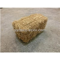 bale of hay, hay, hay decoration(15SI400)