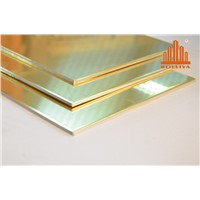 copper composite panel copper sheet sandwich boards