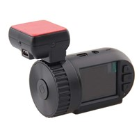 Mini Dashboard Camera Car DVR Dash Cam with GPS Ambarella A2S60