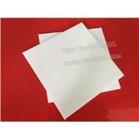 Engineering plastic PTFE sheet,Teflon sheet with best quality