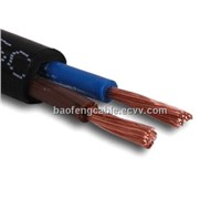 Stranded Copper Conductor PVC Insulation Electrical Wire Sizes