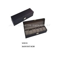 6pcs watch display box(W0016)