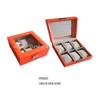 PVC window watch box(W0020)