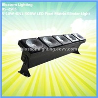 5*10W 4IN1 RGBW LED Pixel Matrix Blinder Light (BS-2505)