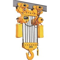 Selling Electric Lifting Hoist 15Ton-25Ton (with Electric Trolley)