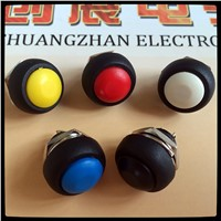 waterproof momentary switches/Outdoor waterproof switch/12mm button switch