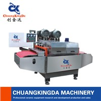 Mosaic Cutting Machine Double Shaft Ceramic Tiles Porcelain Tiles
