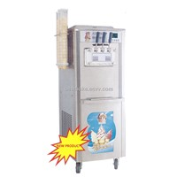 Stainless Steel Ice Cream Machine