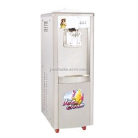 Stainless steel ice cream maker factory /commercial ice cream machine for stores