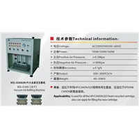 WQ-IC606  Vacuum ink filling machine for new and recycled cartridge