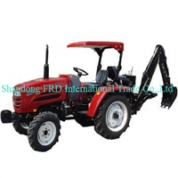 cheap China backhoe loadr