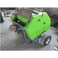 tractor mounted wood chipper pto straw hay baler