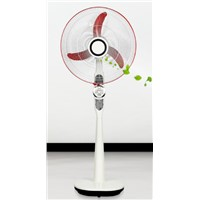16/18 inch rechargeable stand fan,FLD45-14AR