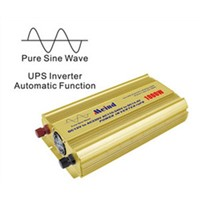DC/AC  pure sine wave power inverter  with UPS