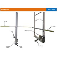 Hoist Machine (Single Mast or Double Mast) - UltraTab