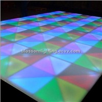 LED Dance Floor With Ray Shape (BS-2604)