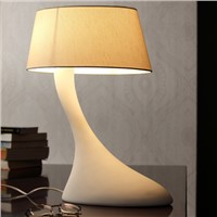 Lovely, art decorayion modern table lamp