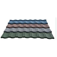 Stone coated metal roofing shingle/roofing sheet/roof tile