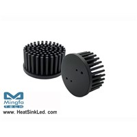 XSA-319 Pin Fin LED Heat Sink for Xicato