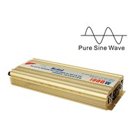 pure sine wave power inverter 1000watt with charger function