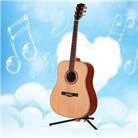 "41"" Acoustic guitar for guitar beginnersTRJ39"