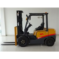 3 ton Japan quality KAT brand new gasoline forklift truck, in good forklift price