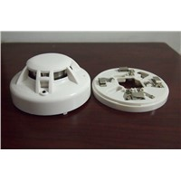 4-Wire Smoke Detector with Relay Output/DC9V-28V