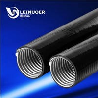 Plastic (PVC)coated  metal liquid tight  pliable flexible conduit/pipe/hose/tube/tubing