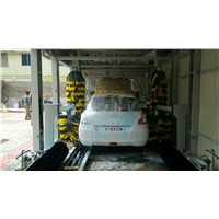 TEPO-AUTO tunnel car wash machine