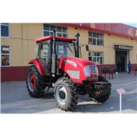 best 120hp tractor with cabin