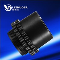 nylon union/joint fitting/gland/connector for PVC coated metal  flexible conduit/pipe/hose/tube