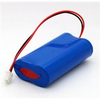 3.7v 4400mAh 18650 li ion battery pack