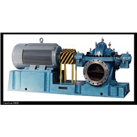 Axial Split Horizontal Multistage Pump