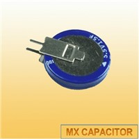 Coin type 5.5V 1F super capacitor