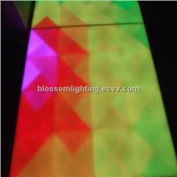 LED Triangle Flash Dance Floor Light (BS-2609)